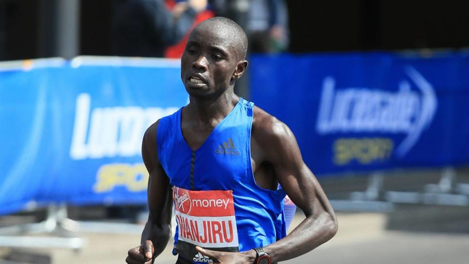 Kenya's Daniel Wanjiru will face defending champion Geoffrey Kamworor at the New York City Marathon