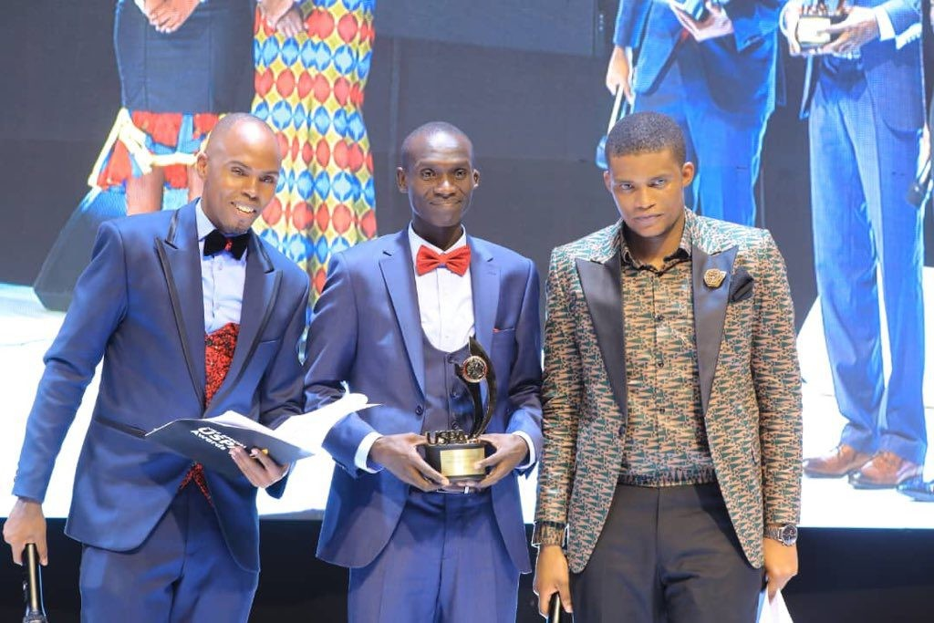 Uganda's Joshua Cheptegei named Sportsman of the year