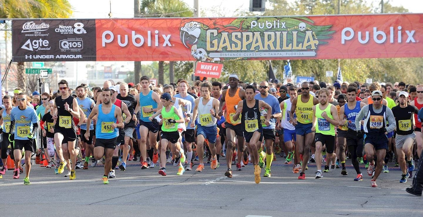 Gasparilla Distance Classic Race will be Postponed to May 2021