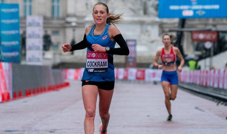 Welsh runner Natasha Cockram has Tokyo in her sights