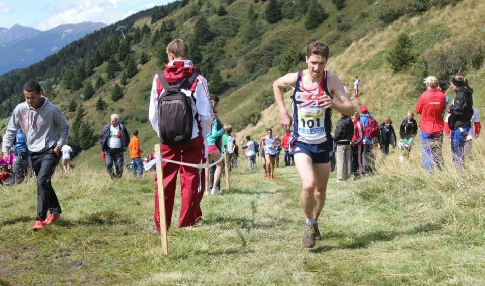 A body was found in search for missing GB mountain runner Chris Smith