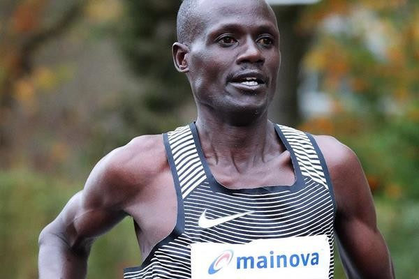 Kenyan Mark Kiptoo, who set the world 40+ best at the Mainova Frankfurt Marathon last year, will return to Germany's oldest city marathon for its 38th edition on October 27