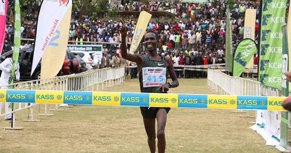 Istanbul champion Bernard Ngeno is set to battle Kamworor at Copenhagen Half marathon