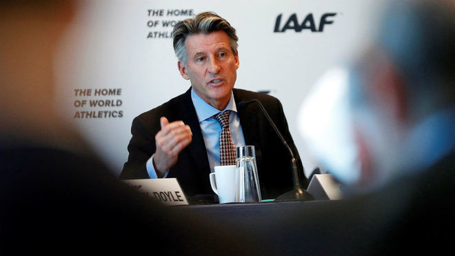 Sebastian coe says that sport could rebel against pandemic rules
