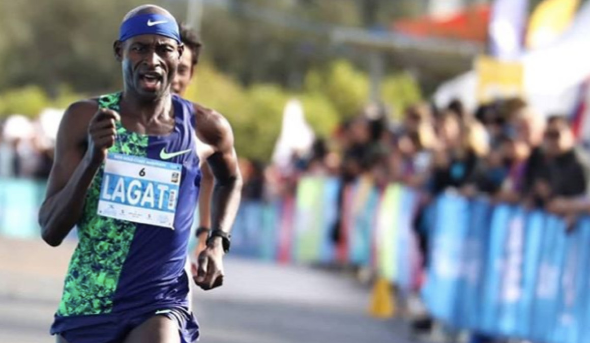 Bernard Lagat Completes Interim Coaching Staff at Arizona Cross Country