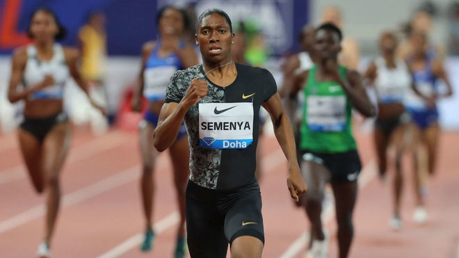 South Africa's 800m queen Caster Semenya says she has a surprise planned for her participation at the 2020 Tokyo Olympics