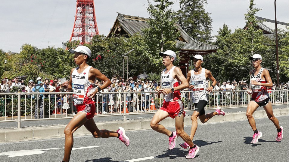 A test event for the Olympic marathon in Sapporo is now due to take place during the Hokkaido-Sapporo Marathon Festival on May 5