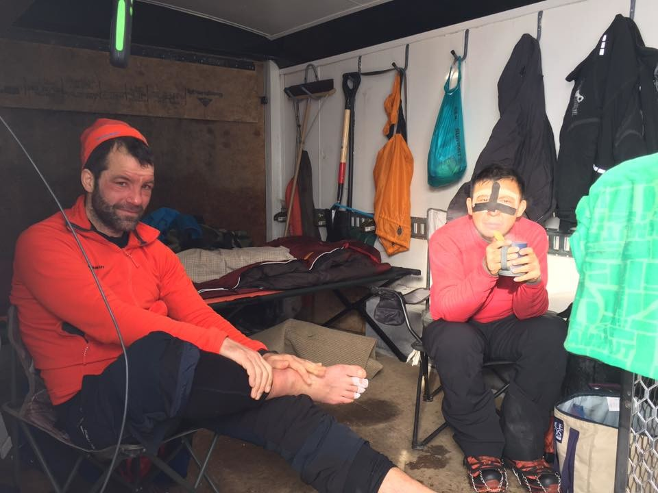 Only 32 people have finished the Arctic Ultra Race Ever