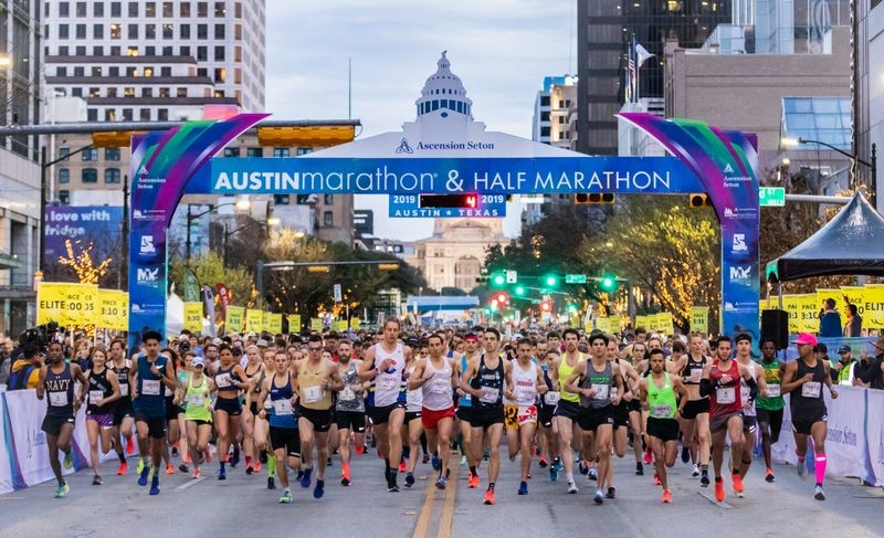 Under Armour will return as Presenting Sponsor for 2020 Austin Marathon