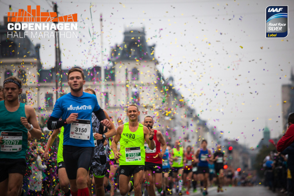 Copenhagen Half marathon has been cancelled due to the coronavirus