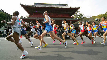 A group of Japanese doctors warm that heat could be deadly at 2020 Olympic Marathon