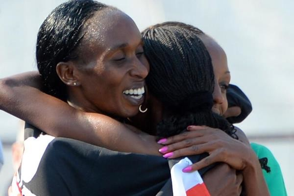 Kenyan Gladys Cherono will return to defend her Berlin marathon title