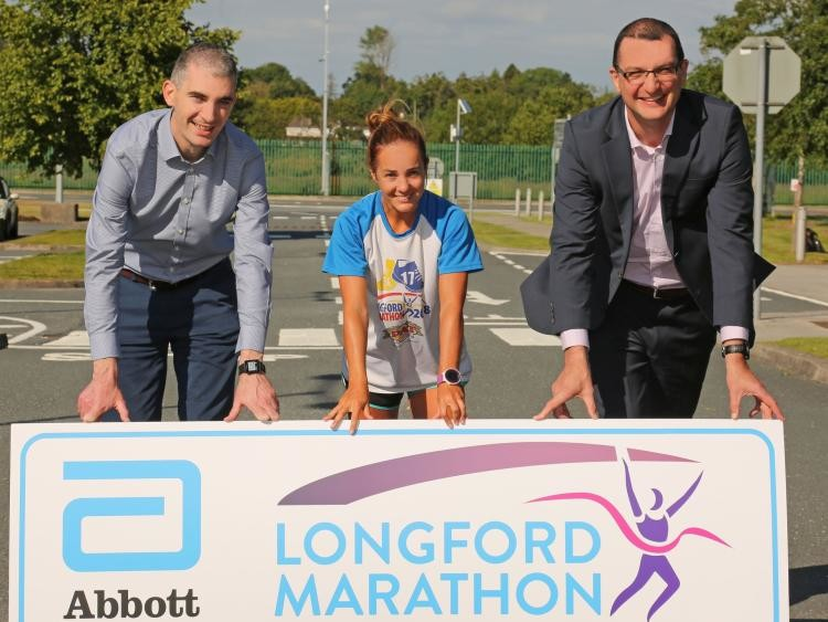Abbott has announced a new partnership with the Longford Marathon to become the title sponsor for the race in 2019