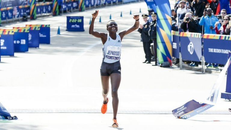 New York marathon champion Joyciline Jepkosgei dreams to rule the roost in marathon despite cancellations