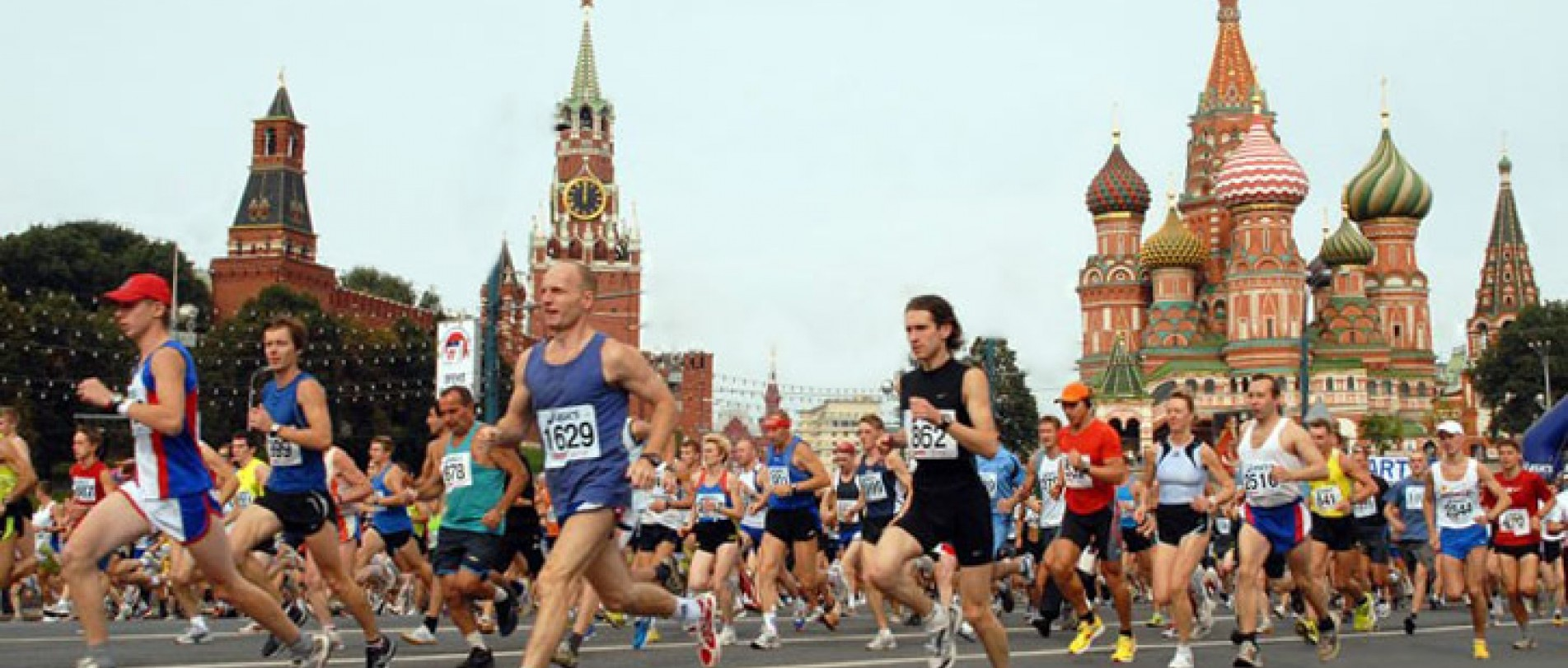 The 2020 Moscow Marathon set to be run as planned on September 20