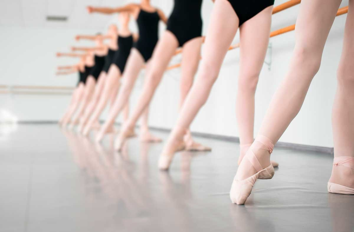 Did you know that Ballet training can improve your running