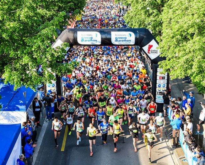 The Harmony Geneva Marathon for Unicef from Switzerland will receive the 2019 AIMS Social Award
