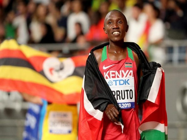 World Under-20 10,000m champion Rhonex Kipruto eager to lower his world record