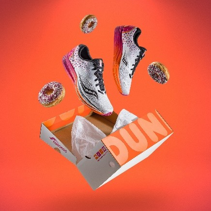 Saucony is celebrating 120 years and continues to come up with creative ideas to bring awareness to their brand