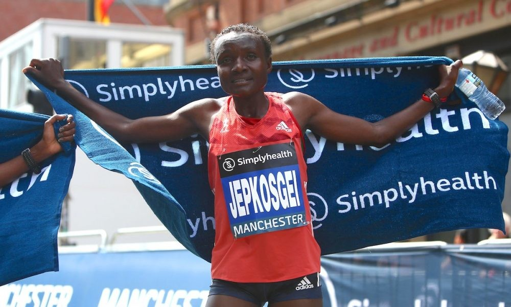 Joyciline Jepkosgei and Vivian Cheruiyot  set for battle at the Great North Run Sunday