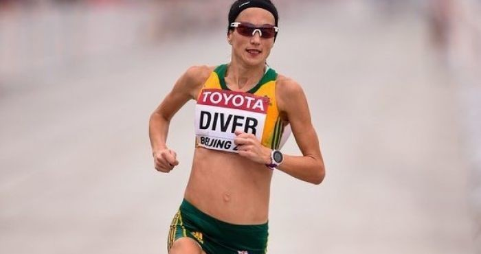 Sineard Diver improved her 40 Plus world record at Marugame Half Marathon clocking 1:08:55