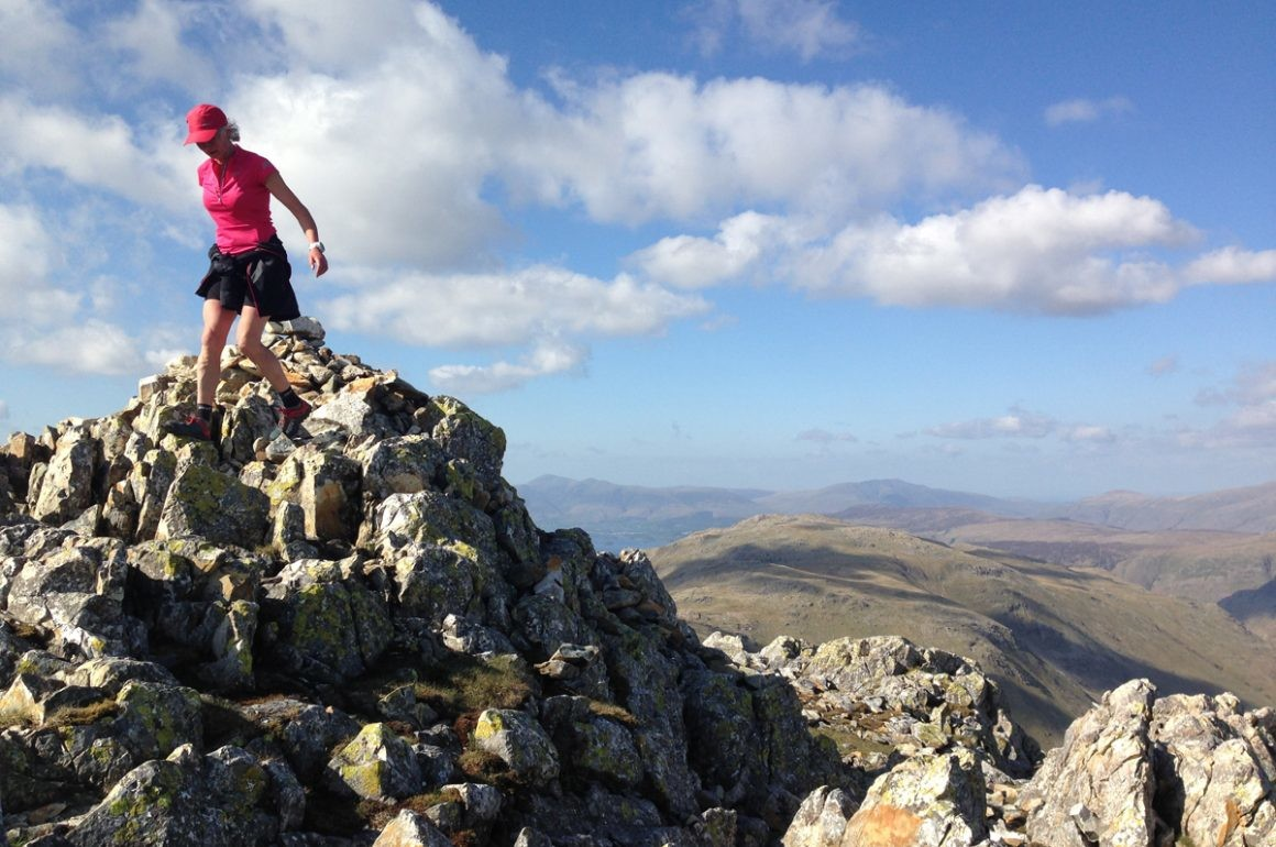 Nicky Spinks is hoping to be the first woman to finish the Barkley marathons