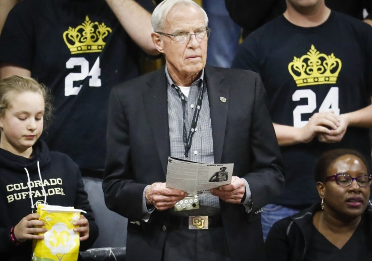 University of Colorado President Bruce D. Benson will be the official starter for the 2019 BolderBOULDER race