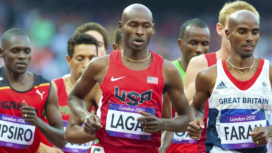 Five-time U.S. Olympian Bernard Lagat will  Make his Marathon Debut in New York City