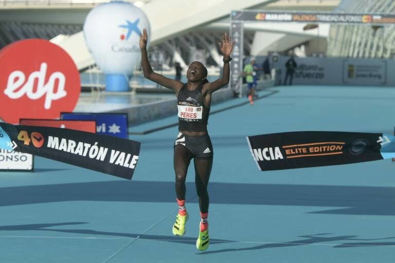 Fresh from winning in Valencia, World Record Holder Peres Jepchirchir believes she deserves a Team Kenya ticket to the 2020 Olympic Games in Tokyo