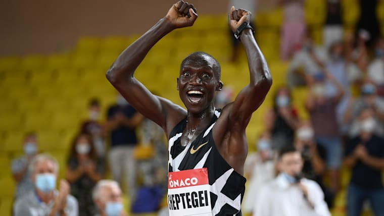 Ugandan Joshua Cheptegei has said his focus is on becoming just the eighth man to successfully complete the 5,000m-10,000m double at an Olympic Games