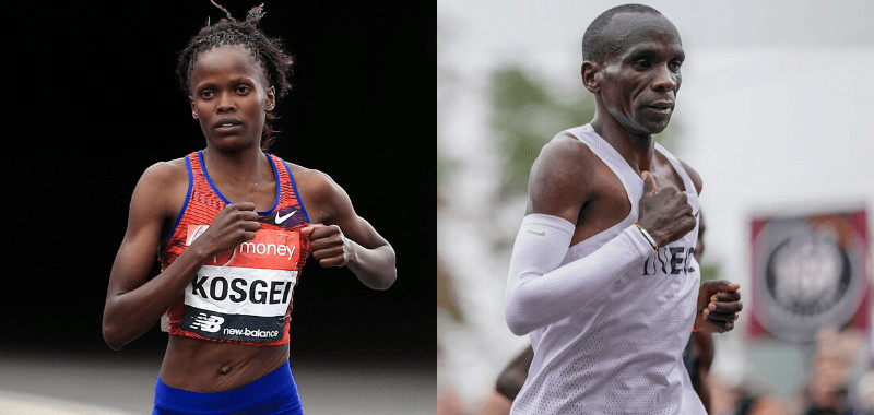 World record-holders Eliud Kipchoge and Brigid Kosgei headline the star-studded Kenyan marathon team for the Tokyo 2020 Olympics