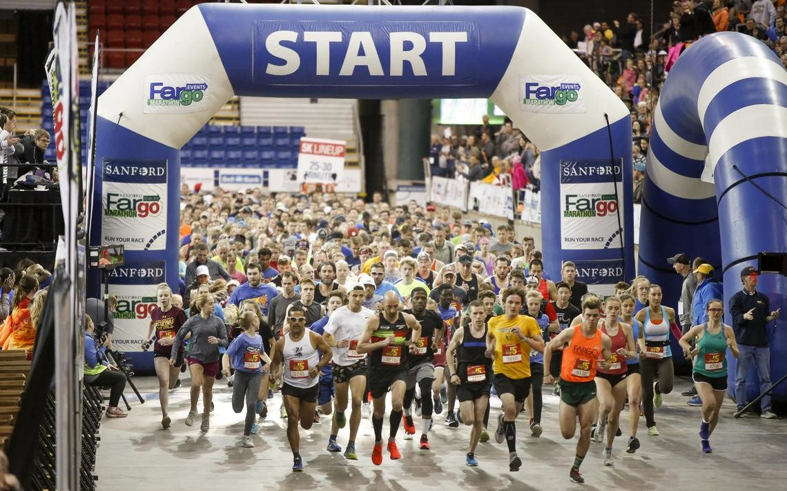 Fargo Marathon has been cancelled due to the ongoing coronavirus