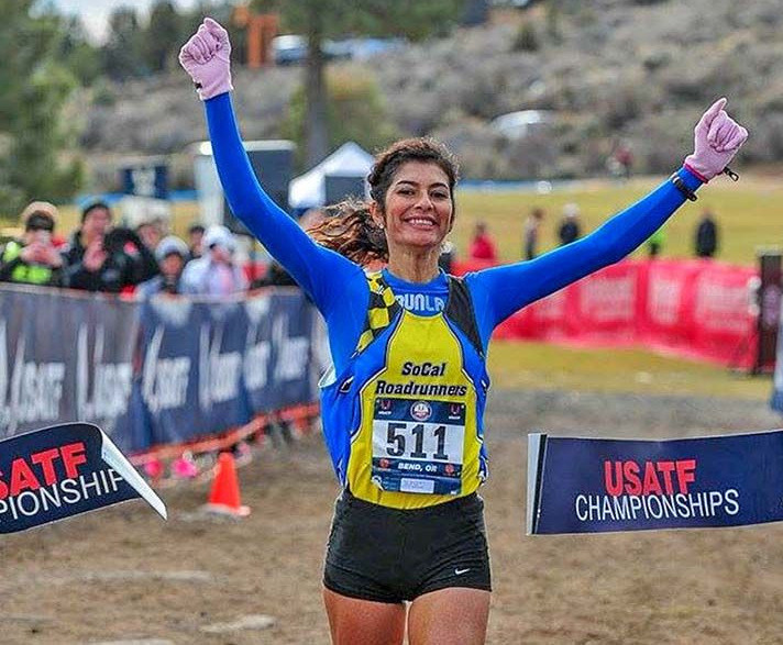 Global Run Challenge Profile: Grace Padilla believes running is her fountain of youth
