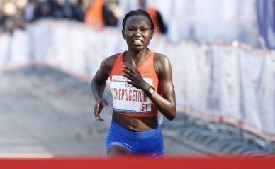 Kenyan´s Ruth Chepngetich will try to end the Ethiopian dominance in Dubai this weekend