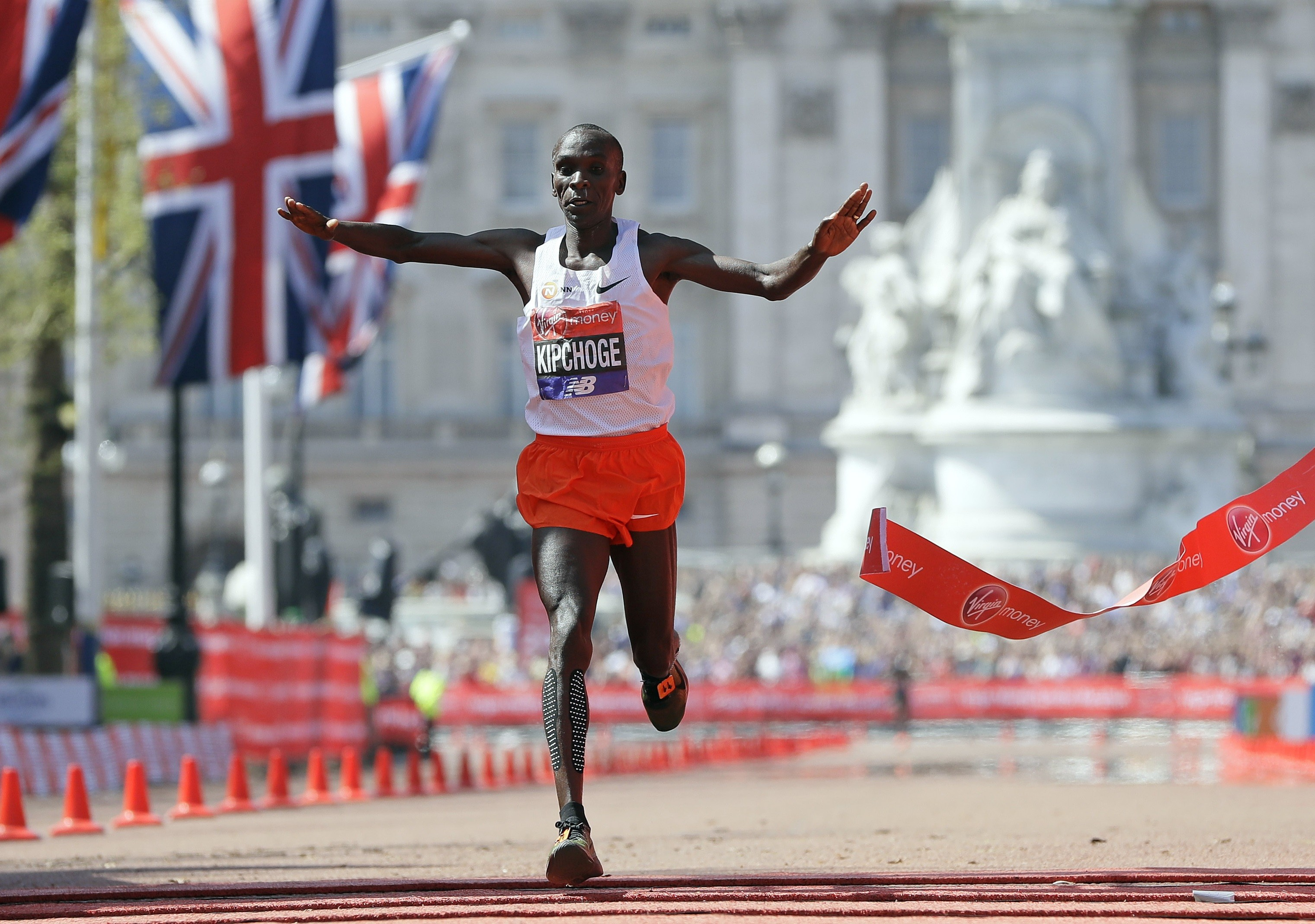 Eliud Kipchoge says what makes a runner dope is easy money, he wants to empower our youth