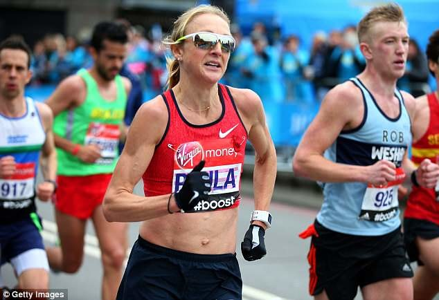 Paula Radcliffe is the first major client of a new PR firm that uses Nick Davies