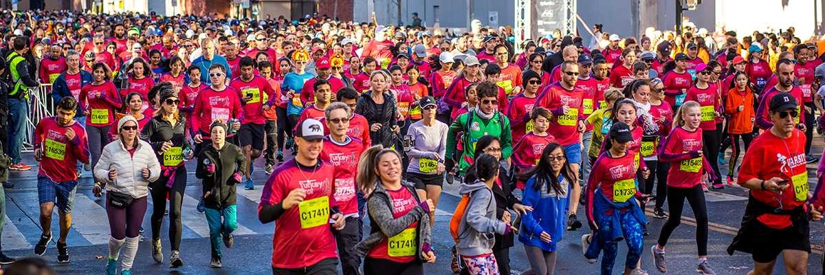 The Applied Materials Silicon Valley Turkey Trot is celebrating its 15th anniversary