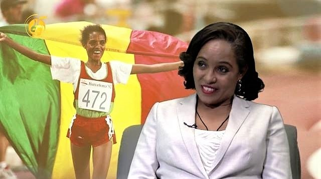 Derartu Tulu has been nominated to be permanent President of Ethiopian Athletics Federation