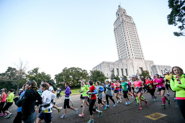 Louisiana Marathon readies to welcome thousands of runners