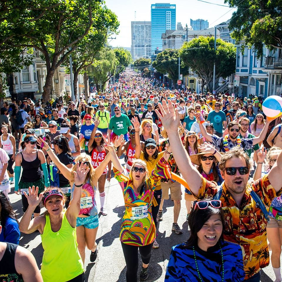 The 109th San Francisco Bay To Breakers has been postponed to September 20