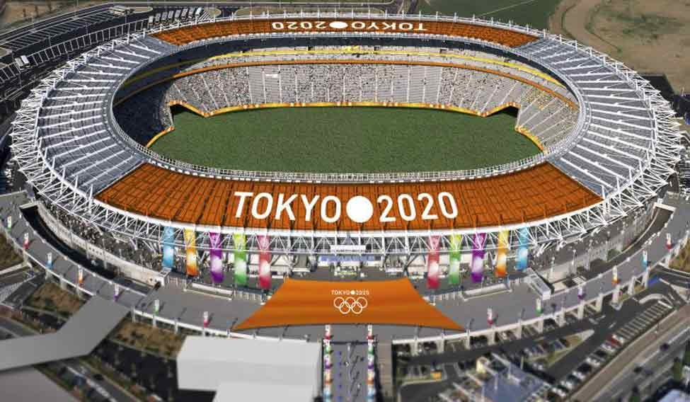 The opening ceremony for the 2020 Tokyo Olympic Games is just one year away