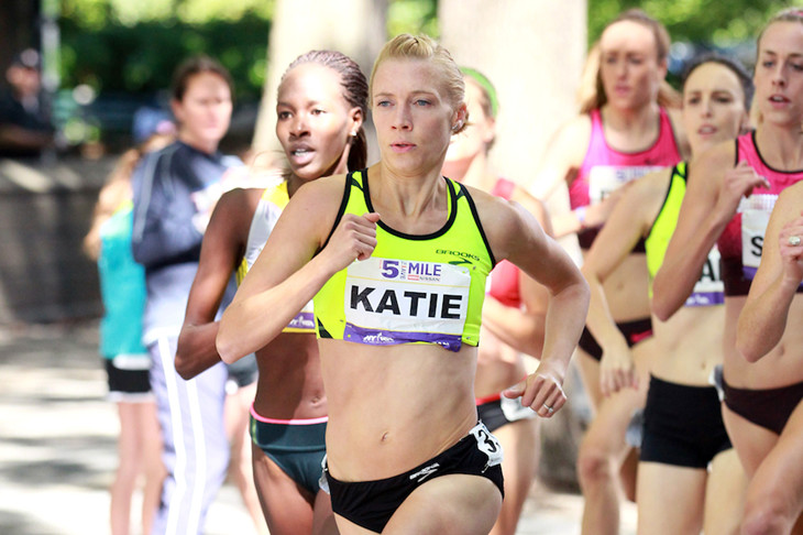 Katie Mackey, the only three-time winner in the race's history, and Tripp Hurt, the reigning USA 1 Mile Road Champion, lead the fields for the 24th Aetna Falmouth Elite Mile