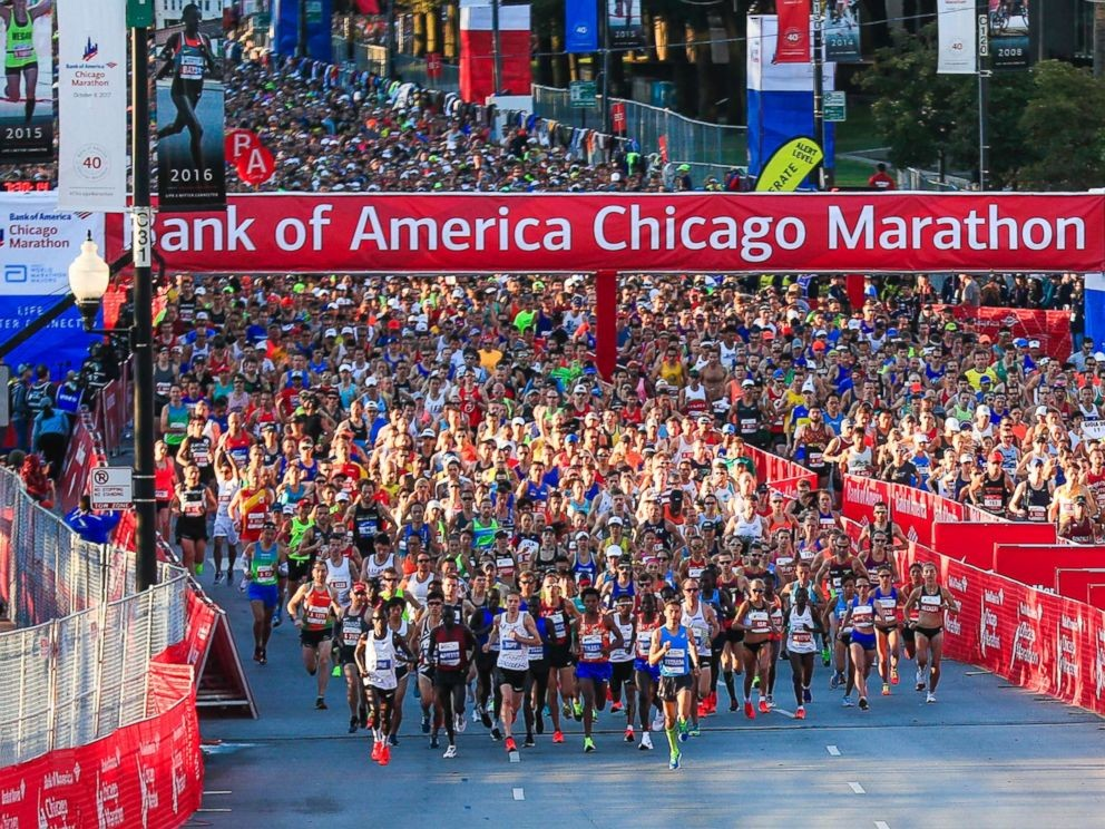 Runners who entered the Bank of America Chicago Marathon non-guaranteed entry drawing learned Tuesday if they were selected to participate in the 2019 race