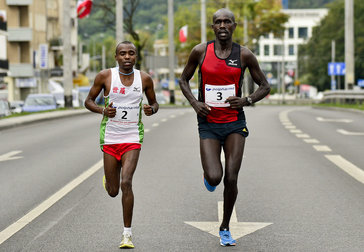 Run The World Challenge Profile: Joel Maina Mwangi wants to be the best of the best
