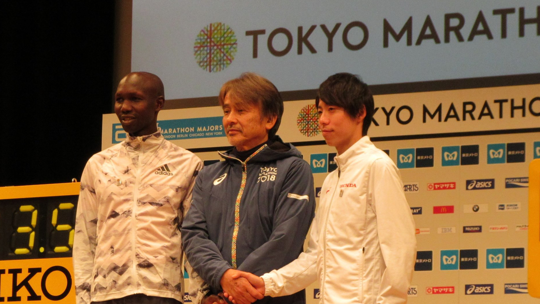 Wilson Kipsang Has Confirmed That He Will Be Running Tokyo Marathon