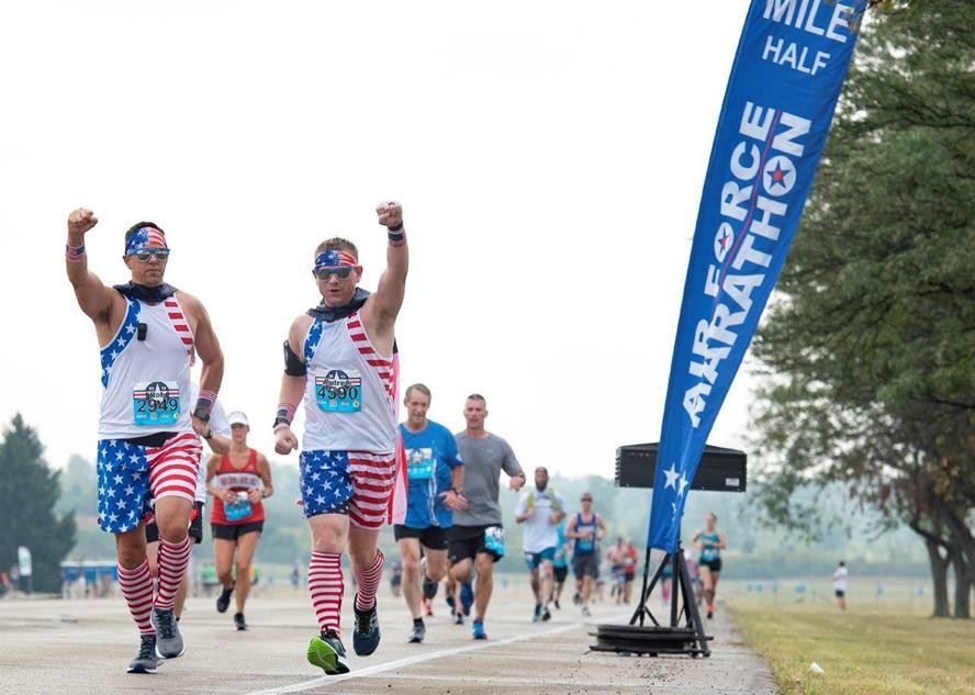Prices for Air Force Marathon will rise March 2