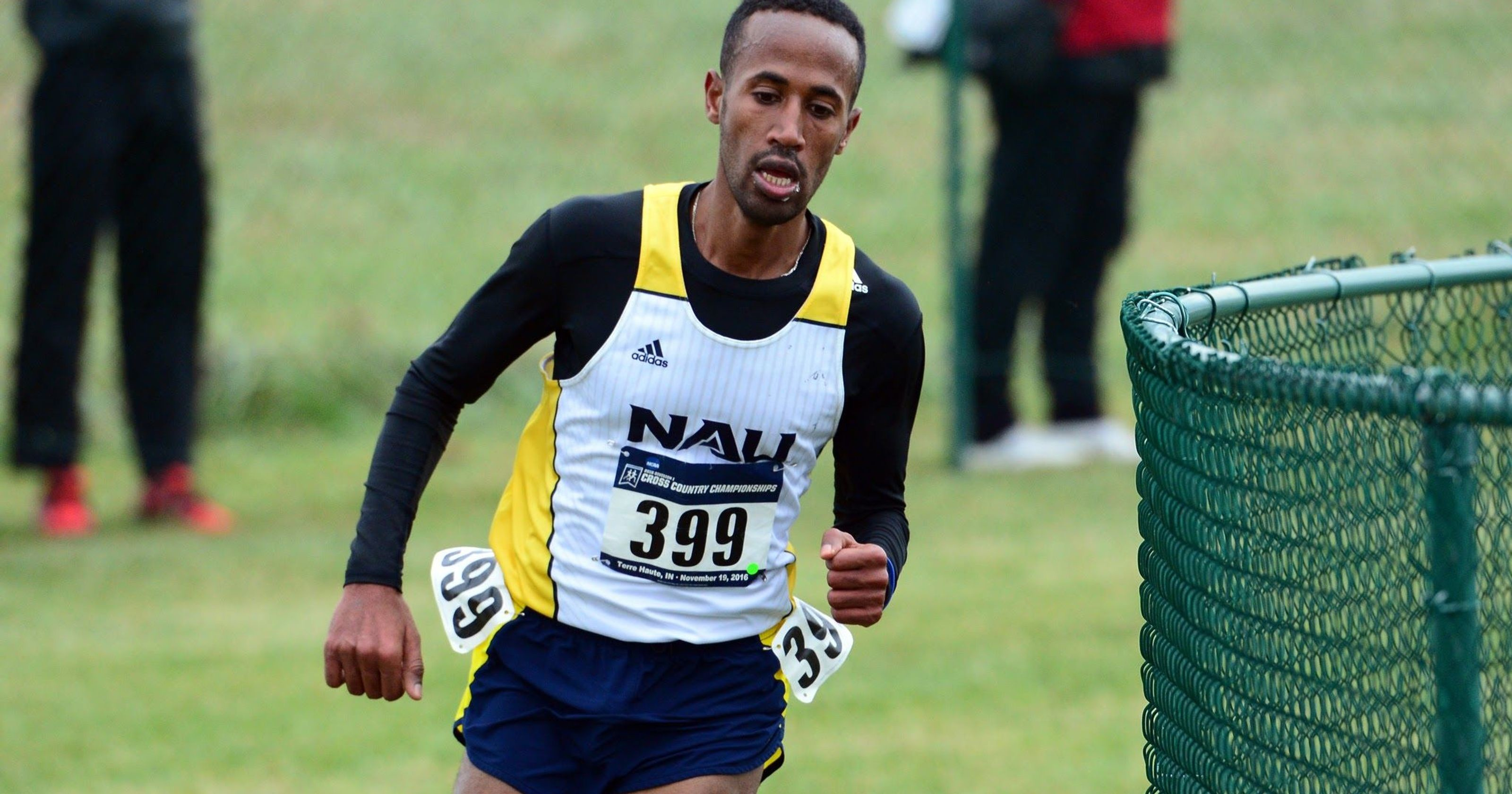 Former Northern Arizona runner Futsum Zienasellassie ready for Falmouth Road Race