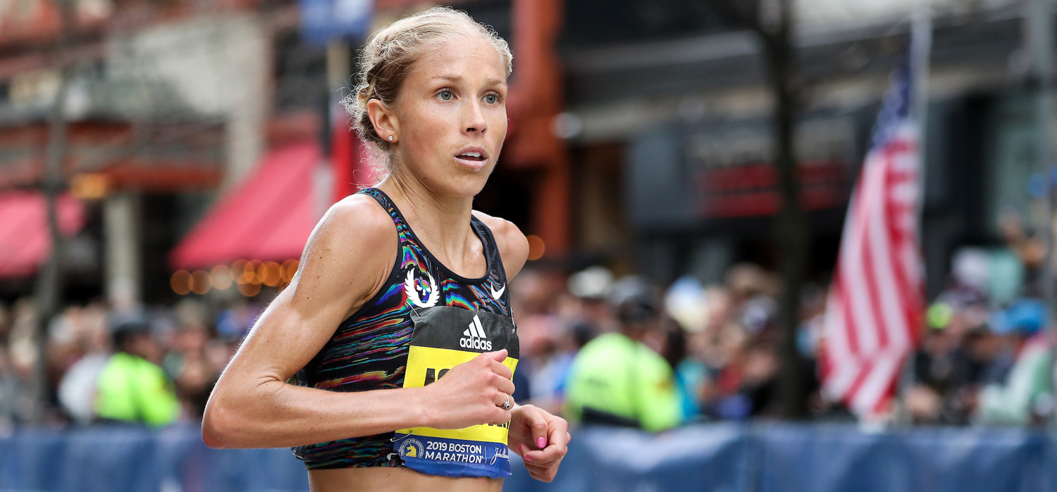 Jordan Hasay is set to get back on track at Valencia Marathon