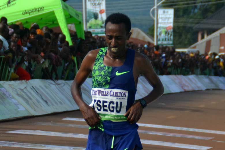 African Games 10,000 meters champion, Berehanu Tsegu of Ethiopia receives four-year doping ban for EPO