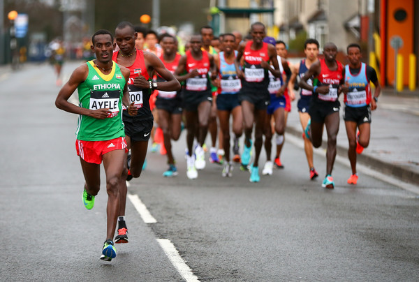 Ethiopians Abayneh Ayele and Muluhabt Tsega lead strong and competitive fields for the Rome Marathon On Sunday